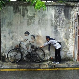 Street Art Penang_kimidha.com