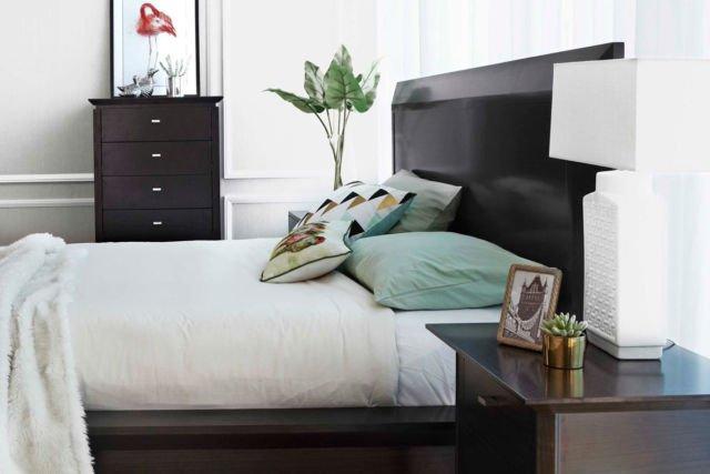 Kamar tidur Windsor Private Residence di Jakarta karya VIVERE