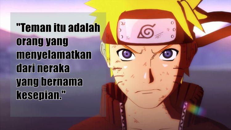 10 Quotes Bijak Naruto Yang Menegaskan Orang Baik Bisa