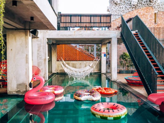 8 Hotel Murah Meriah Di Kuta Bali Dengan Harga Di Bawah 300