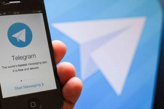 Telegram by