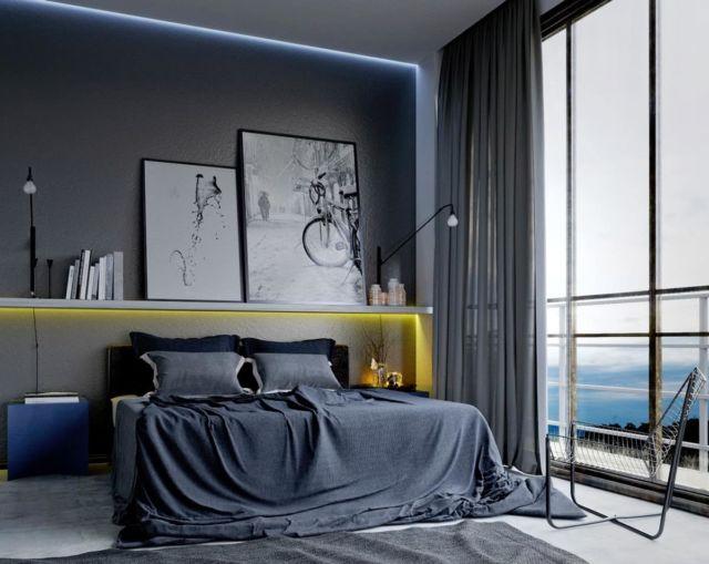 Kamar Tidur dengan Aneka Dekorasi