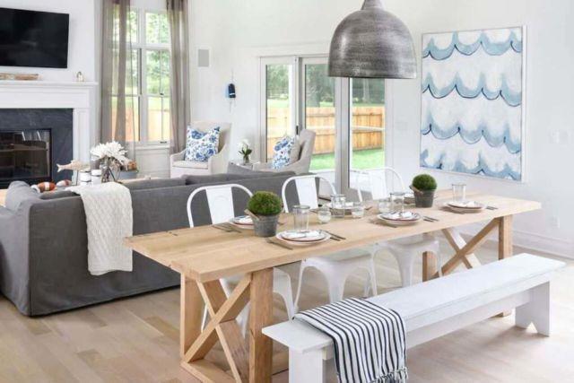 Ruang Makan dengan Pemilihan Furnitur Makan yang Tepat