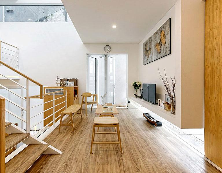 Inspirasi Desain Interior Ruang Keluarga Modern Yang Super Keren