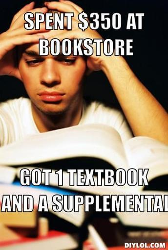 Bookstores Blues