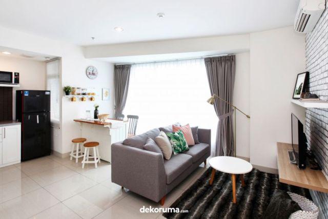 Ruang Keluarga dengan Open Space