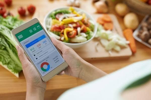 Aplikasi Diet by
