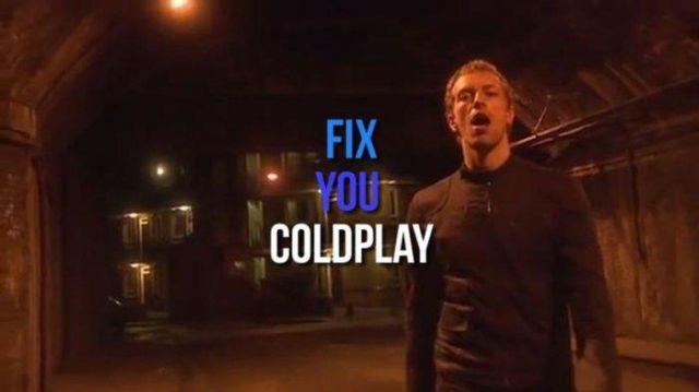 Coldplay, Fix You