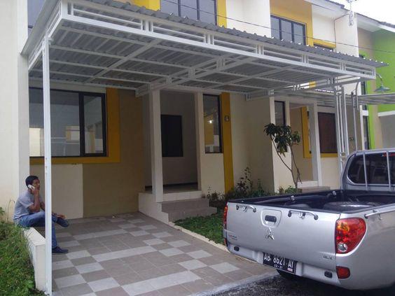 desain teras kanopi minimalis