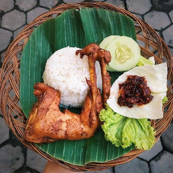 Ayam Goreng Co-De - Photo by Food Jogja