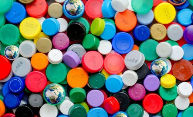 Kerajinan botol plastik