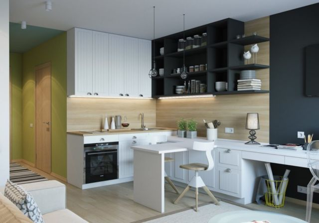 Gaya Desain Dapur Alami dan Modern