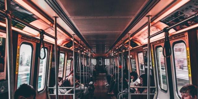 Public transportation (Photo by : Snapwire)