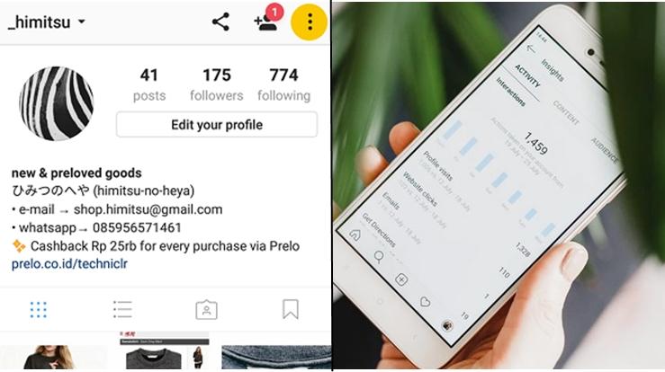 8 Cara Tambah Followers Buat Online Shop Yang Baru Bikin Akun Di Instagram Nggak Harus Beli
