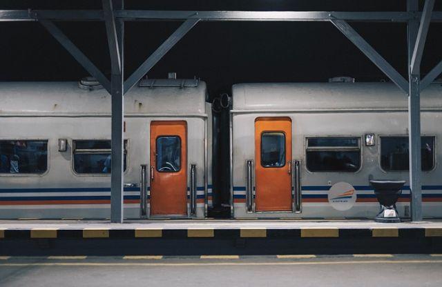 Train by Handy Wicaksono