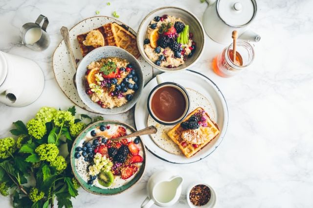 Jangan lupa sarapan~