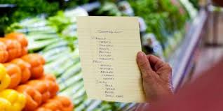 Daftar pengeluaran rinci