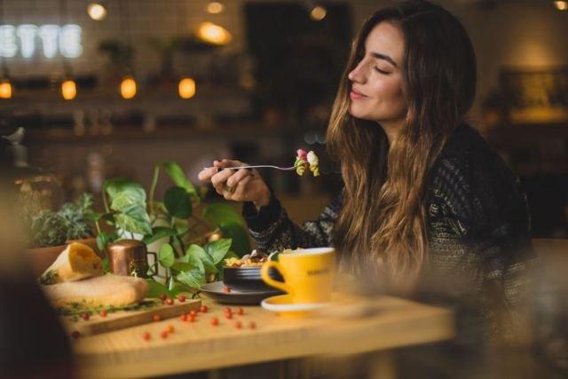 Makan bergizi seimbang