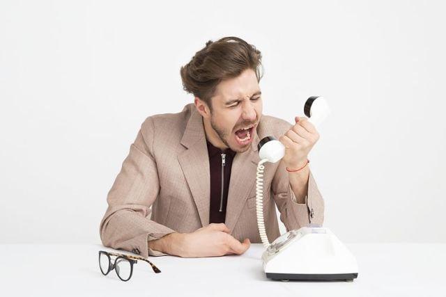 Tidak suka ditelepon