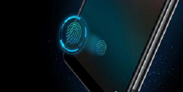 In-display fingerprint sensor on the Vivo Nex.(Vivo)