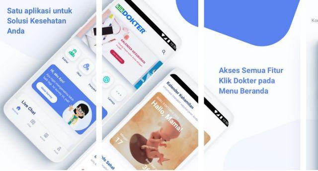 Aplikasi KlikDokter