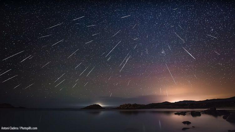 Ada Hujan Meteor 5 Fenomena Langit Yang Akan Datang Di Desember 2020 Milzeru