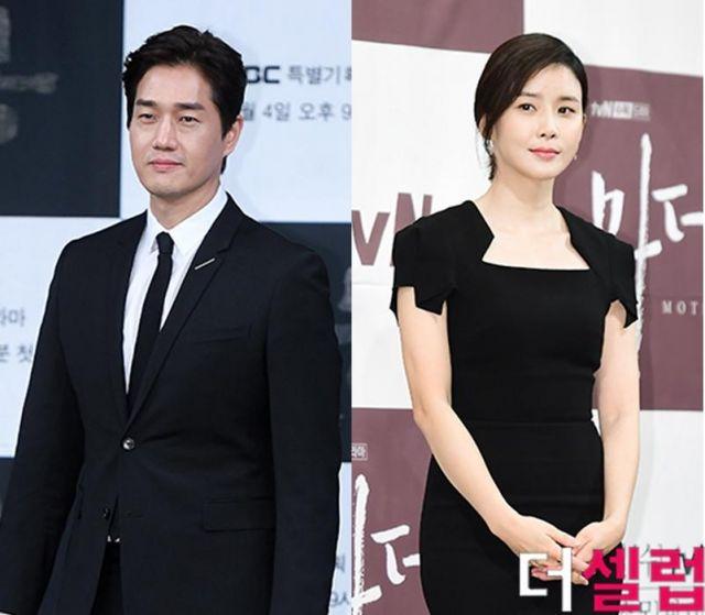 Yoo Ji Tae dan Lee Bo Young.