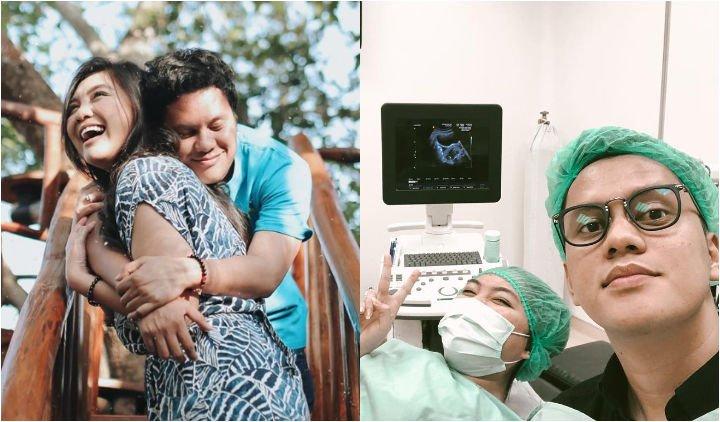 Sempat Gagal Program Bayi Tabung Istri Arief Muhammad Akhirnya Hamil Anak Pertama Bikin Terharu