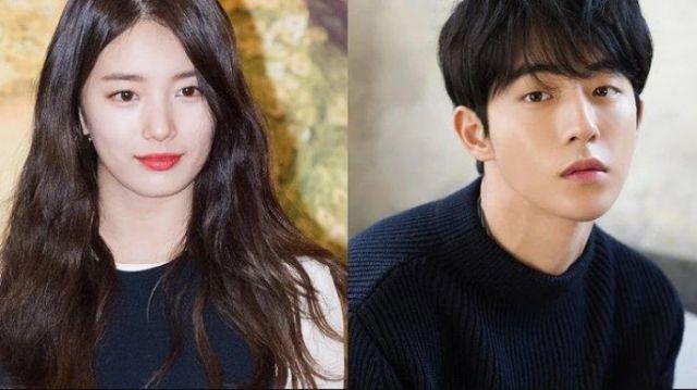 Suzy dan Nam Joo Hyuk.