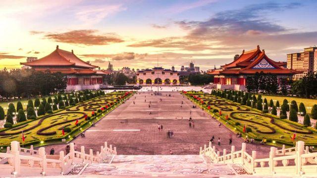 Pemandangan Chiang Kai Shek