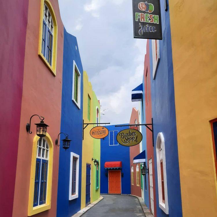 Yuk Main Ke Langlang Buana, Destinasi Wisata Baru Di Jogja