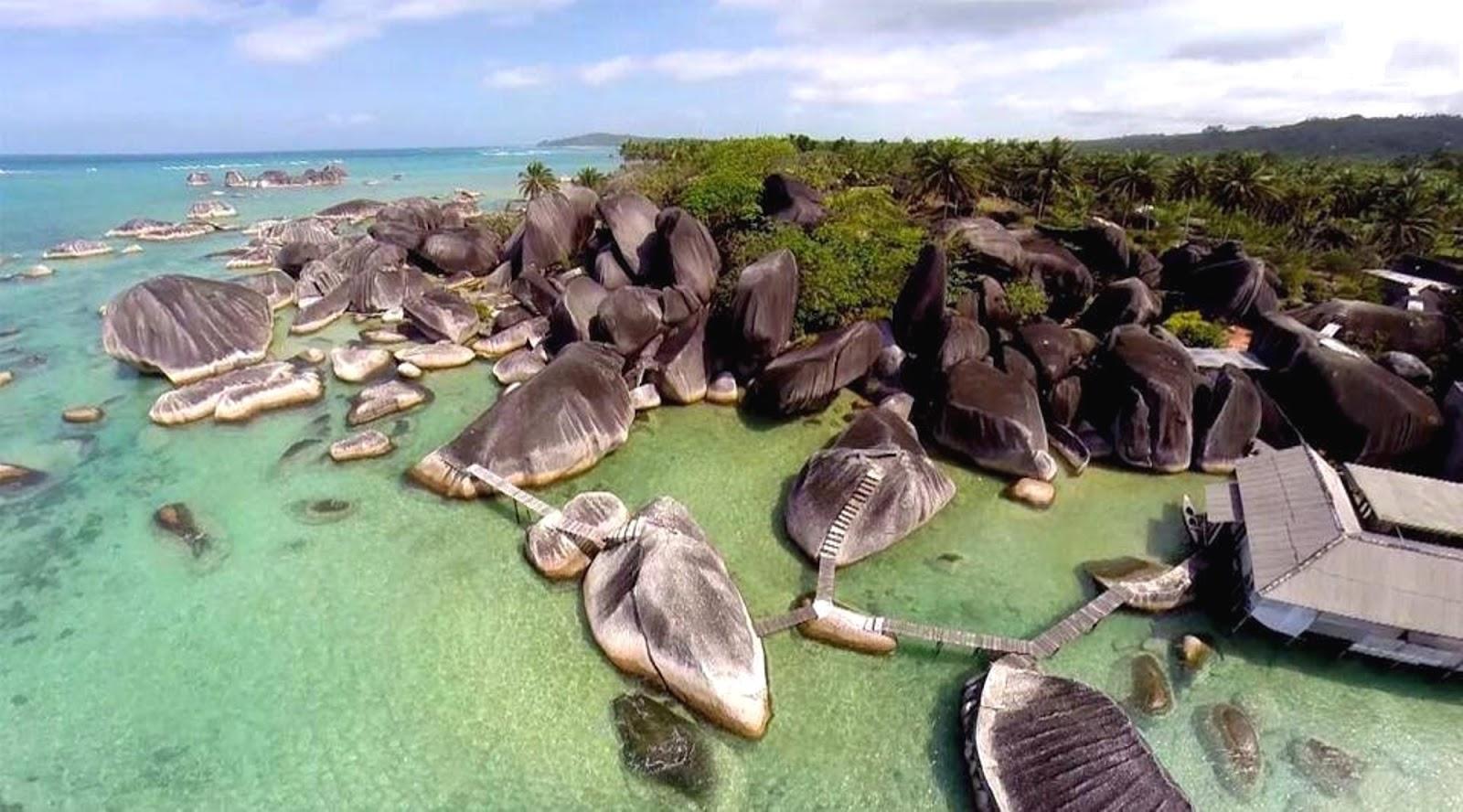 10 Destinasi Wisata Cantik di Natuna, Kawasan yang Diklaim Sepihak