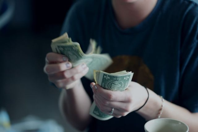 Money by Sharon McCutcheon