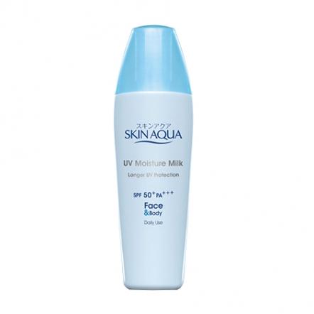 Skin Aqua UV Moisture MILK SPF 50 PA +++