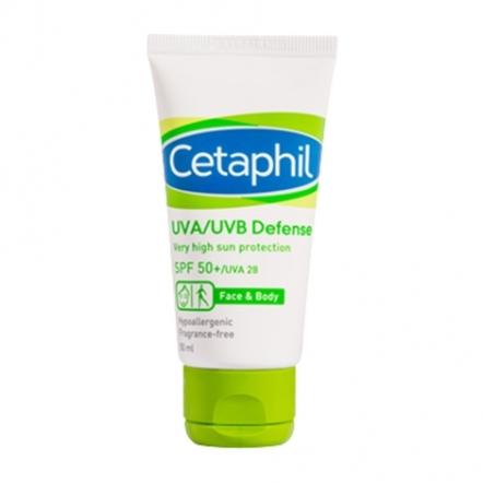 Cetaphil UVA/UVB Defense Sun Protection SPF 50+