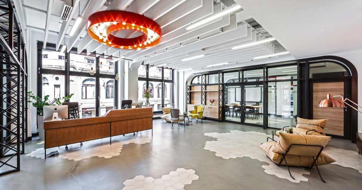 hipwee desain kantor keren di polandia arsitag foto cover