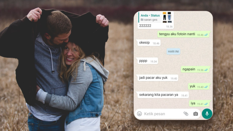 Baca 10 Chat Orang Jadian Ini Bikin Kita Yang Jomlo Makin Sedih Kok Bisa Segampang Itu Ya
