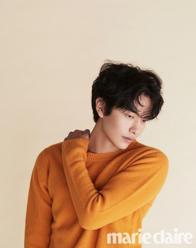 lee min ki photoshoot with marie claire