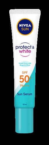 Nivea Sun Protect & White Oil Control Face Serum SPF 50+ PA  +++