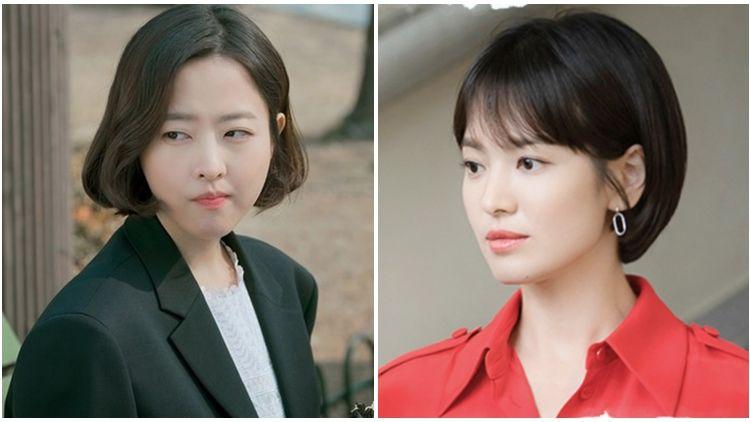 9 Model Potongan Rambut Artis Korea Yang Cocok Buat Semua Bentuk Muka Bebas Gerah