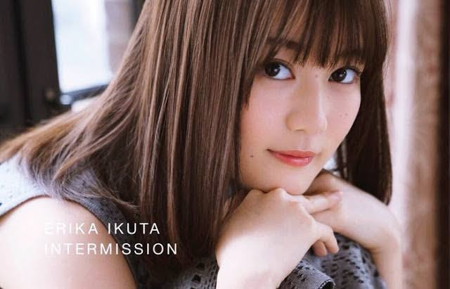 Sampul Photobook Ikuta Erika