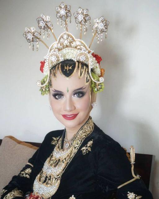 Pengantin Yogya Paes Ageng / MUA : @mamuk_tukang_makeupjogja