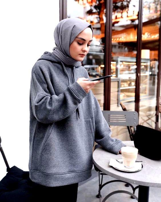 8 Ide Ootd Hijab Dengan Penampilan Sederhana Tapi Menarik Gampang Buat Dipraktikkan