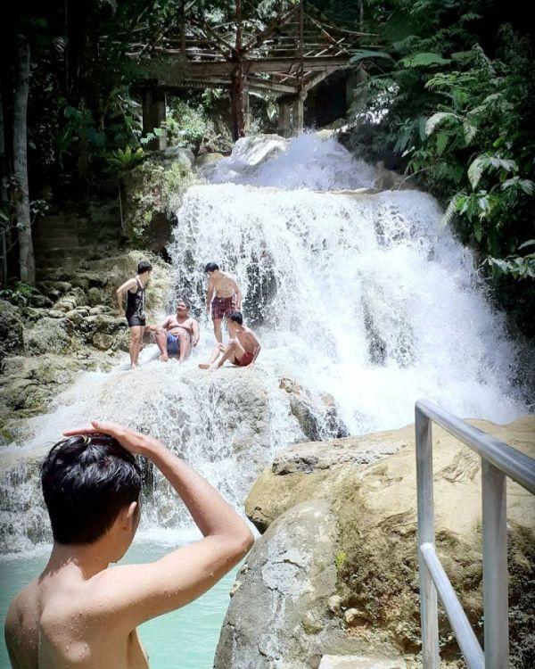 Taman Sungai Mudal Kulonprogo, Surga Tersembunyi Di