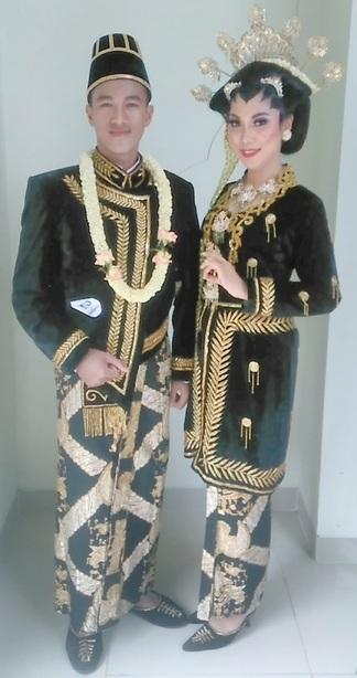 Pengantin Demak Bintoro / Doc: Pribadi / MUA : Rara Maiswara