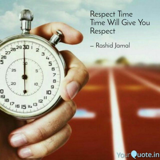 Respect Time
