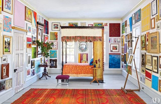 5 Warna  Cat  Rumah  yang Membuat Kamu Makin Stres