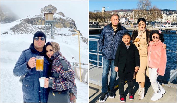 Liburan Ke Swiss Saat Negara Hadapi Corona Warganet Sindir Status Krisdayanti Sebagai Anggota Dewan