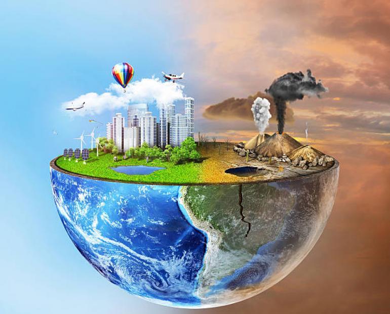 Earth Pollution
