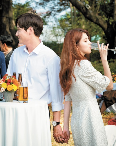 Cinta terlarang Lee Tae Oh & Yeo Da Kyung